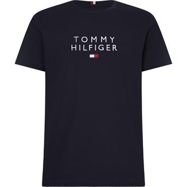Tommy Hilfiger Stacked Flag T - DW5