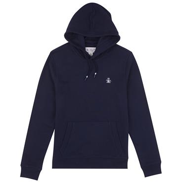 L/s Sticker Pete Pullover - Dark Saphire