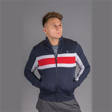 L/S COLOR BLOCK TRAC - Saphire