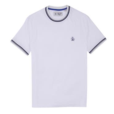 Ss Sticker Pete Tee - 118 Bright White