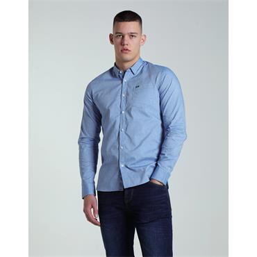 Diesel Archie Shirt - BLUE MICRO CHECK