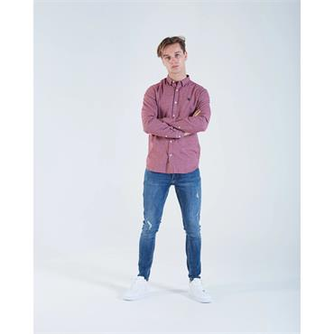 Diesel Heuston Grindle Shirt - Biking Red