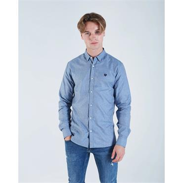 Diesel Heuston Grindle Shirt - Blue