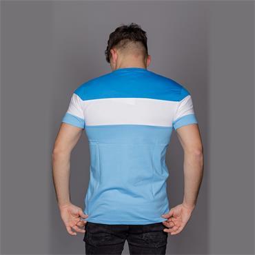 Gubbio Tee Shirt - Light Blue