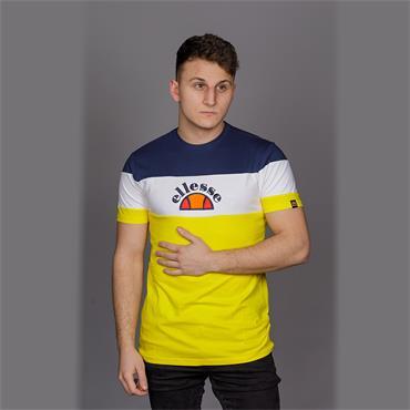 Gubbio Tee Shirt - Yellow