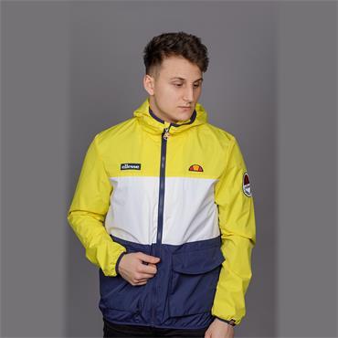 Trio Full Zip Jacket, Yellow - Ellesse