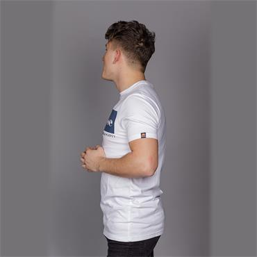 Rivera Tee Shirt - WHITE
