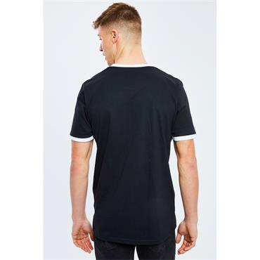 Cubist T Shirt - BLACK