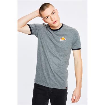 Cubist T Shirt - Dark Grey Marl