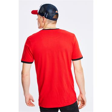 Cubist T Shirt - RED