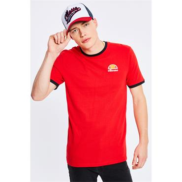 Cubist T Shirt - RED