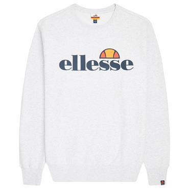 Succiso Sweatshirt - White Marl