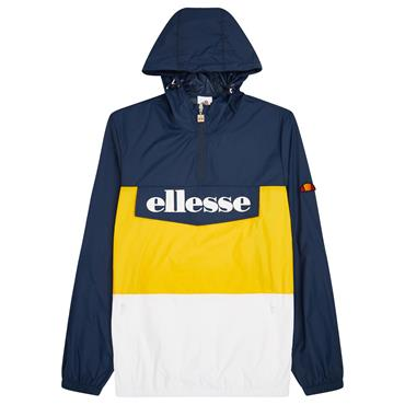 Domani Jacket - Navy/yellow