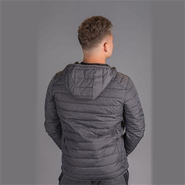 Lombardy Core Jacket - Grey Grindle