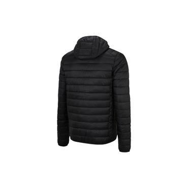 Lombardy Padded Jacket - BLACK