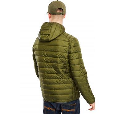 Lombardy Padded Jacket - Khaki
