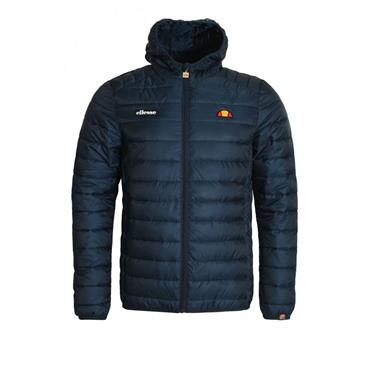 Lombardy Padded Jacket - NAVY