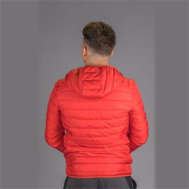Lomabardy Full Zip - Scarlet Red