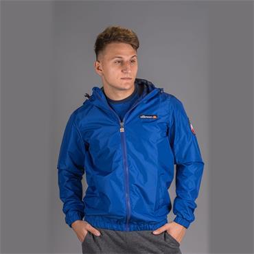 Terrazzo Full Zip Jacket, Dress Blue - Ellesse