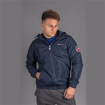 TERRAZZO Full Zip Jacket - Mazarine Blue