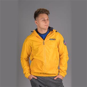 TERRAZZO Full Zip Jacket - Spectra Yellow