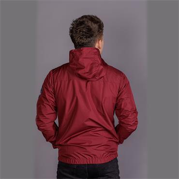 Terrazzo Full Zip Jacket, Zinfandel - Ellesse