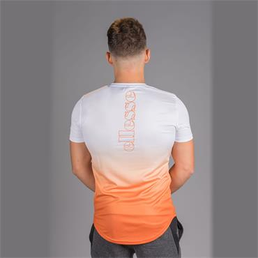 OVORIO T - Optic White/ Jaffa Orange
