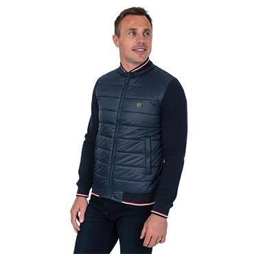 XV Kings Singleton Full Zip - NAVY