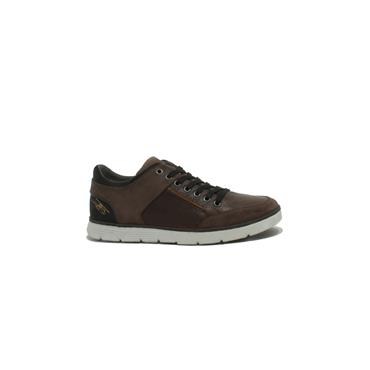 STOCKDALE Casual Shoe - Wood
