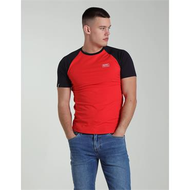 Diesel Peyton Tshirt - High Risk Red