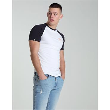 Diesel Peyton Tshirt - Optic White