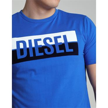 Diesel Vernon Tshirt - Nautical Blue