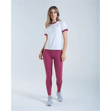 Womens Diesel Janet T-Shirt - Optic White