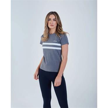 Diesel Womens Luisa T Shirt - Storm Melange