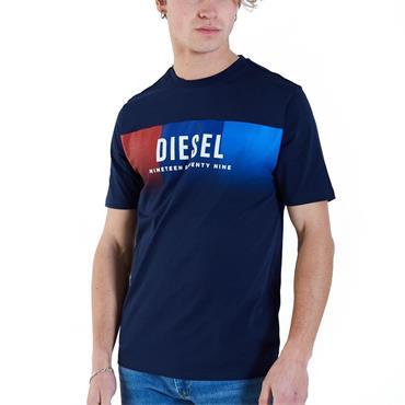 Diesel Theon Tee - Navy Iris