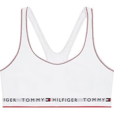 Tommy Hilfiger Bralette - White