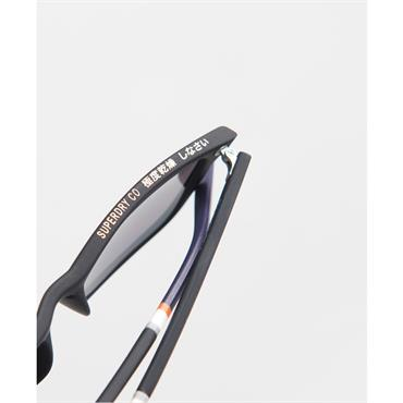 SDR Shockrubber - Black Orange