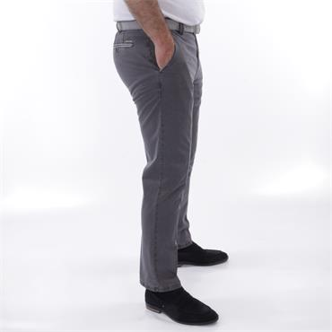 MEYER NEW YORK CHINOS - 07 GREY