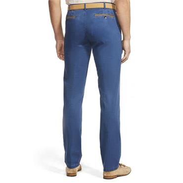 MEYER NEW YORK CHINOS - 18 BLUE
