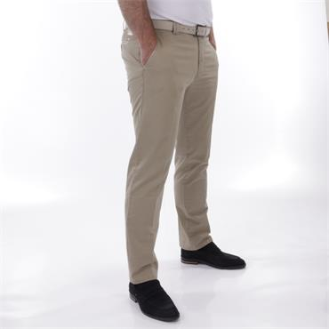 MEYER NEW YORK CHINOS - 33 BEIGE