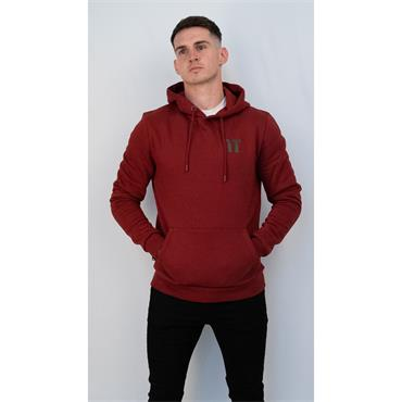 Core Pullover Hoodie - RED