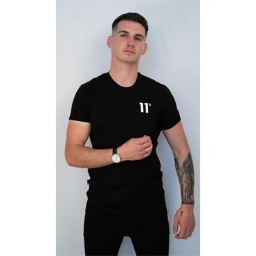 Core Muscle Fit T-Shirt - BLACK