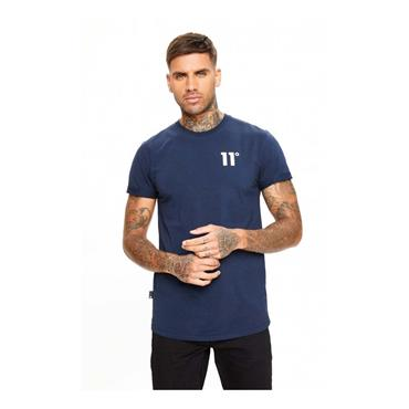 Core Muscle Fit T-Shirt - Navy