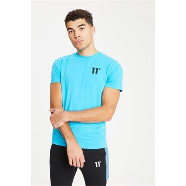 Core Muscle Fit T-Shirt - BLUE