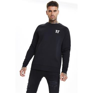 Core Sweatshirt - BLACK