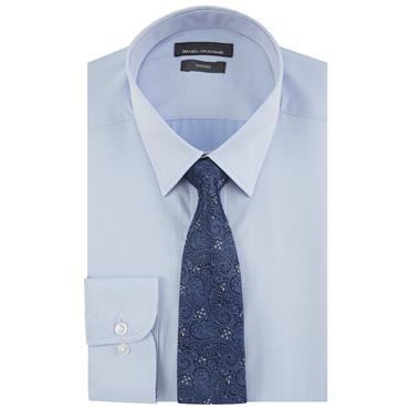 Daniel Dress Shirt - 22 BLUE