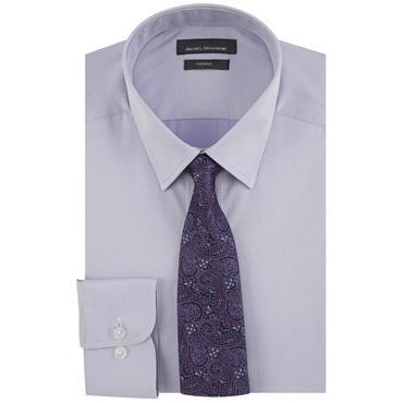 Daniel Dress Shirt - 72 LILAC 2