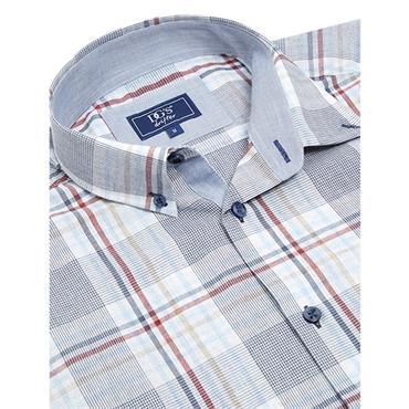 Daniel Grahame Short Sleeve Shirt - 64 Red