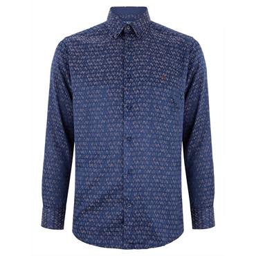 Daniel Grahame Casual Shirt - 26 BLUE
