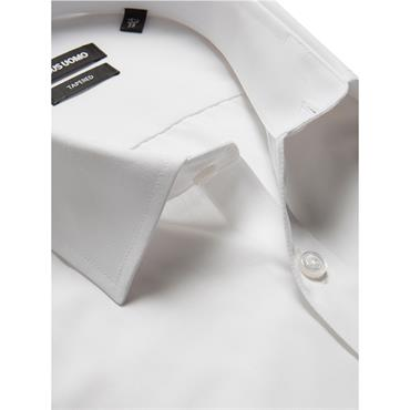 SEVILLE/F PARKER PIN REMUS SHIRT - WHITE